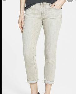 Eileen Fisher Boyfriend Jeans, Size 6
